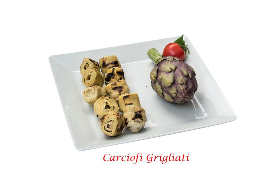 Carciofi Grigliati