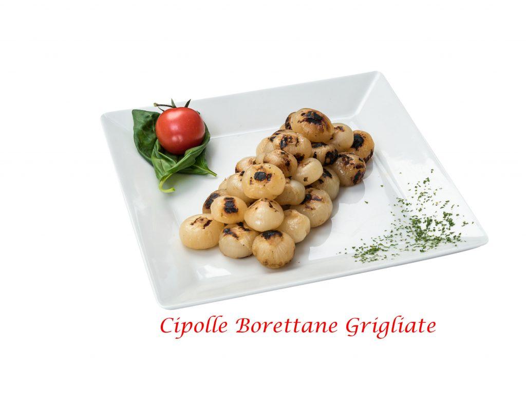 Cipolle Borettante Grigliate