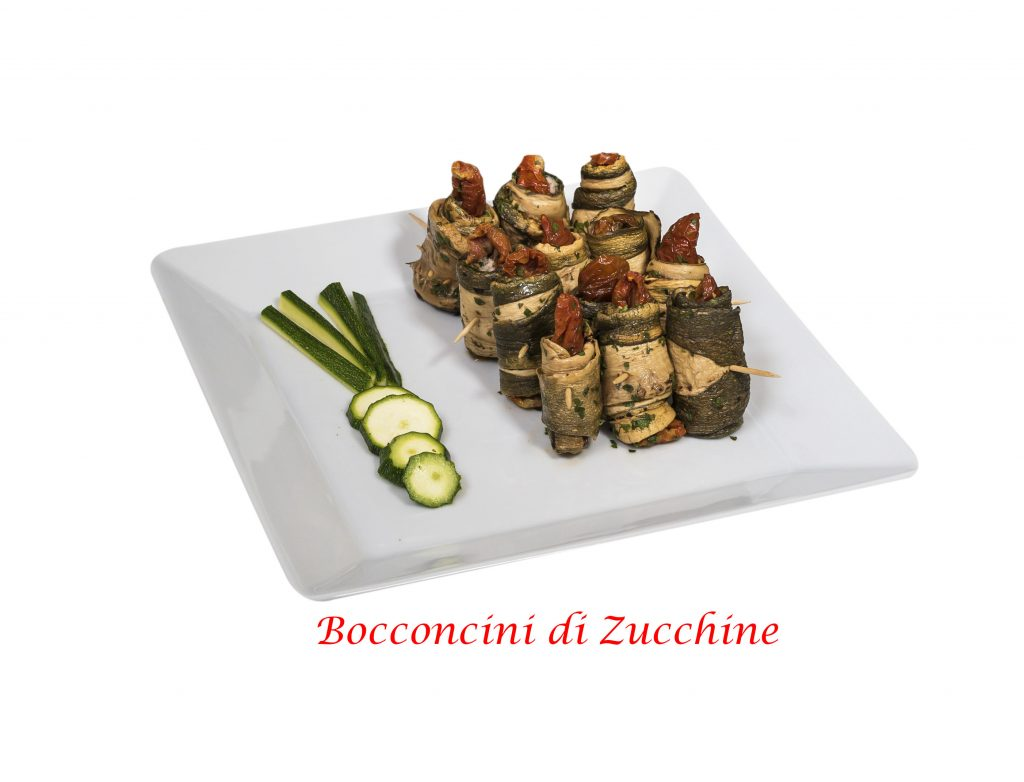 bocconcini zucchine