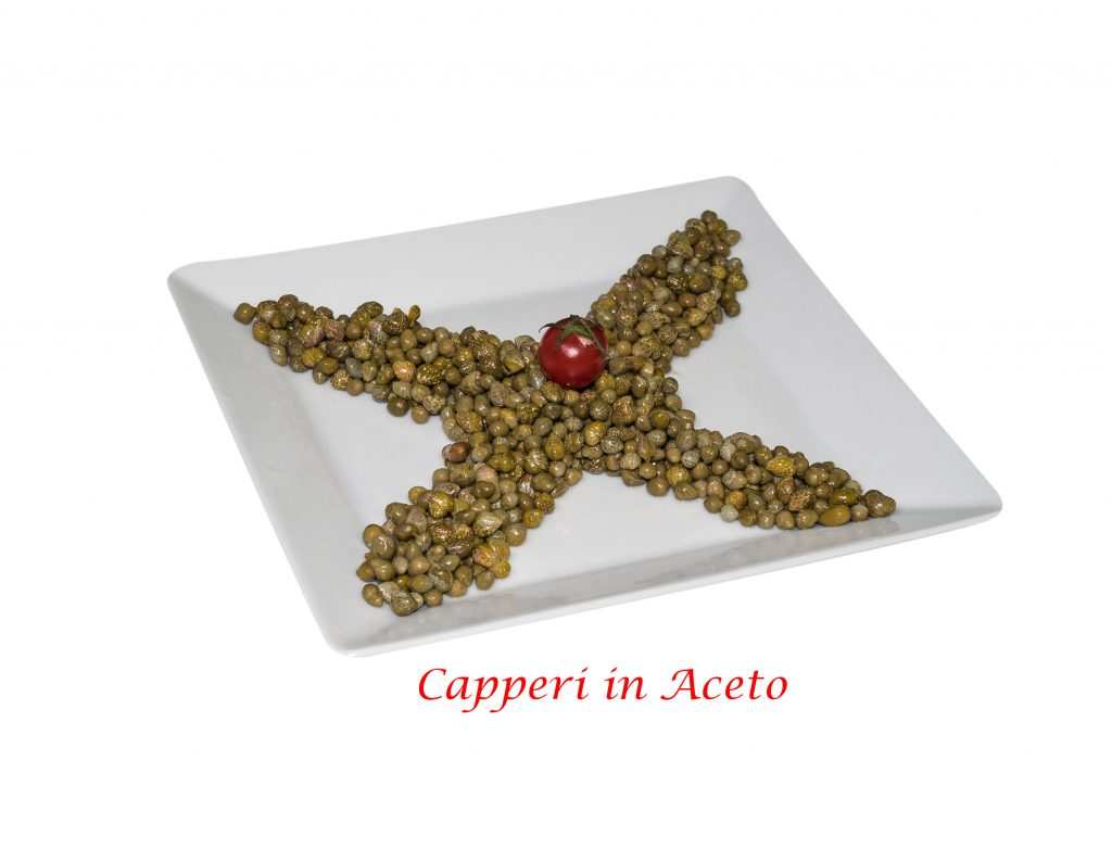 capperi in aceto