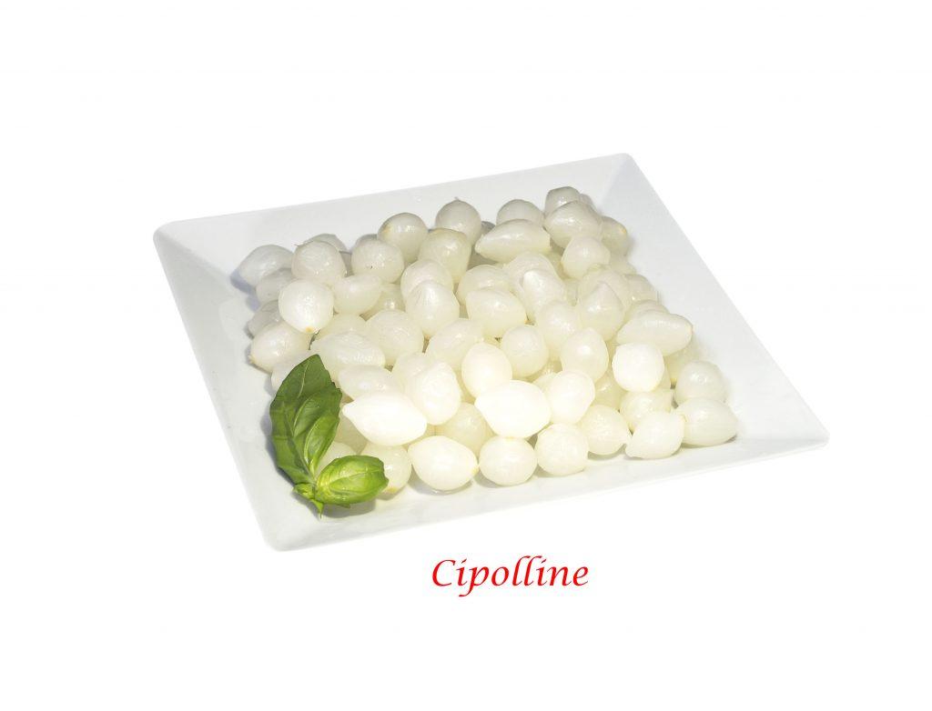 cipolline in aceto