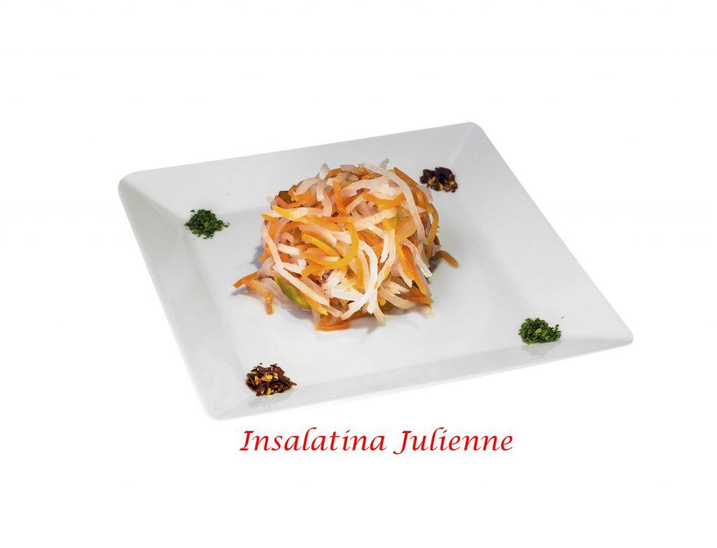 insalatina julienne