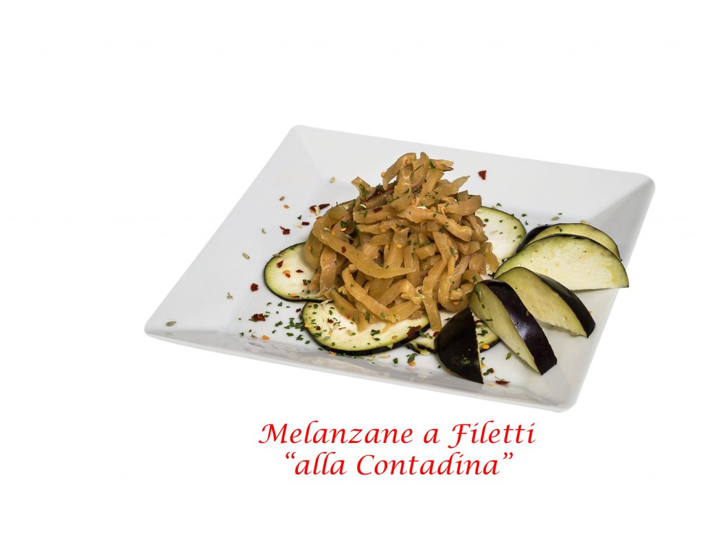 melanzana a filetti