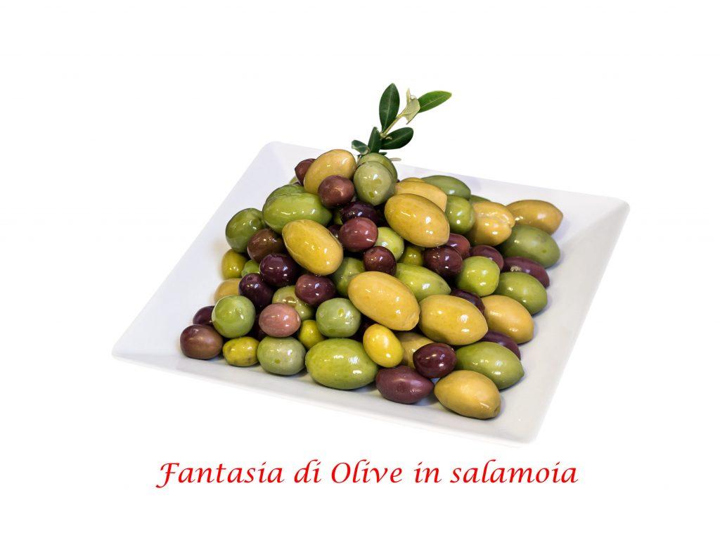 mix olive