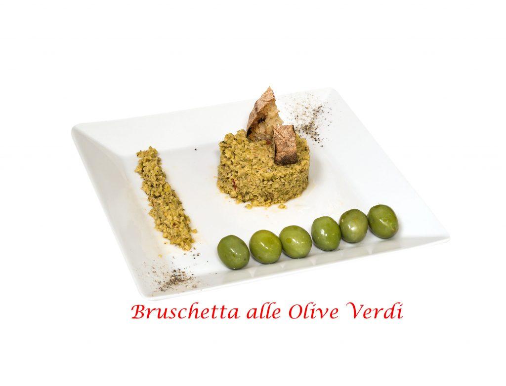 rustichella olive verdi